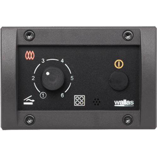 cooker control panel