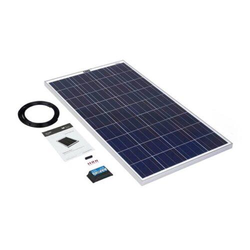 120w rigid solar panel