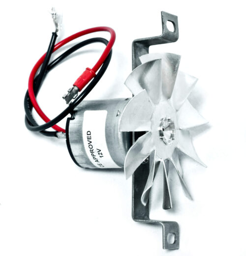 12V DRAFT ASSIST FAN
