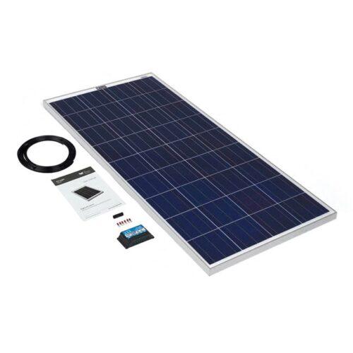 150w rigid solar panel