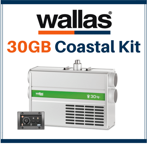 30GB Coastal Kit