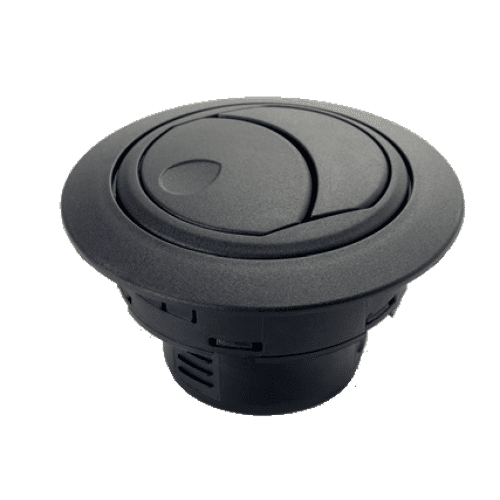 Kalori round air vent for 40mm tube 1