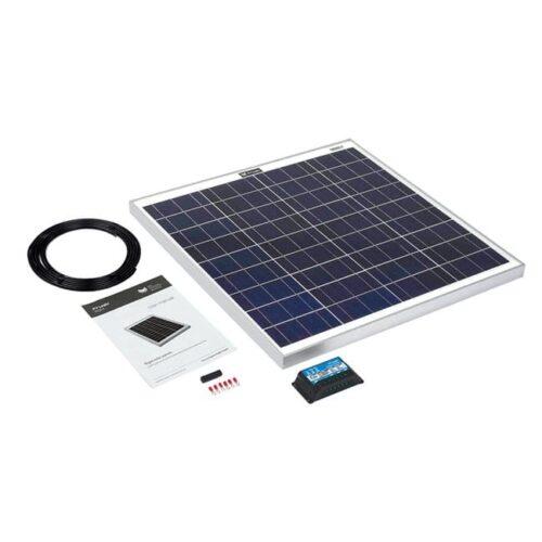 60w rigid solar panel