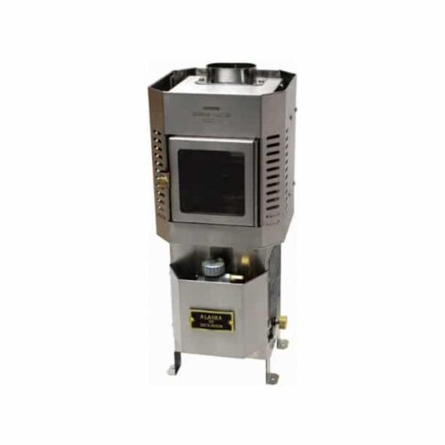 Alaska Diesel Heater kit option available