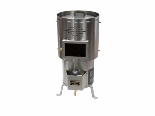 Antarctic Floor Mounted Diesel Heater