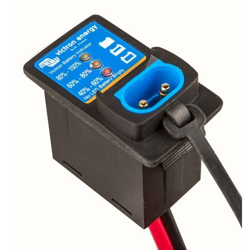 Battery Indicator Panel
