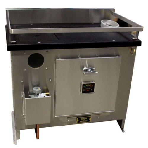 Bering diesel cook stove