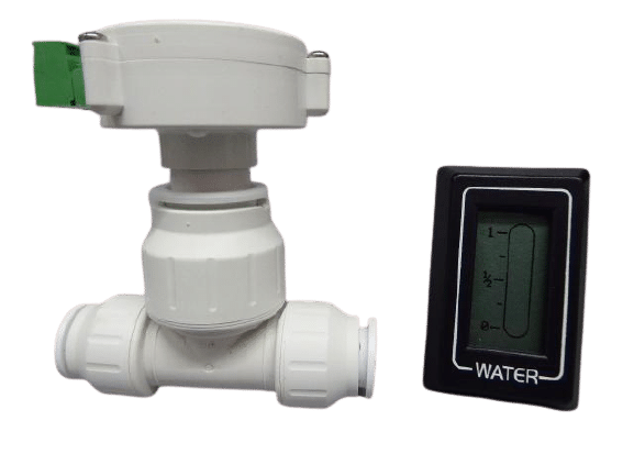 Water sender unit and Gauge