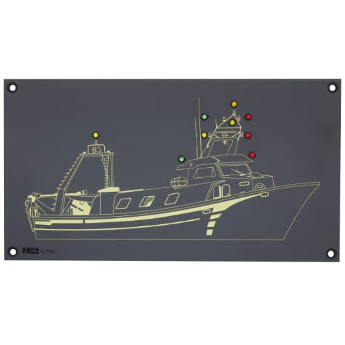 PROSXCLP Mimic panel for fishing boat 1