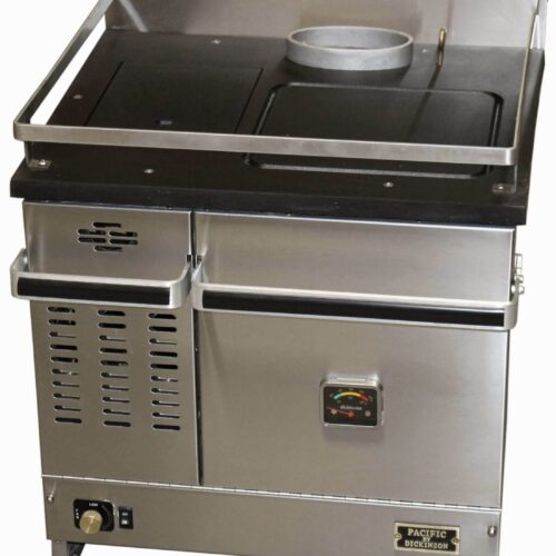 Pacific diesel cook stove