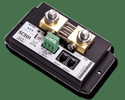 SC501 ACTIVE DIGITAL SHUNT