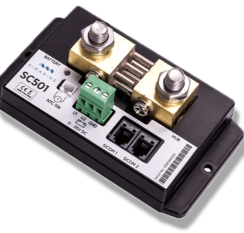 SC501 ACTIVE DIGITAL SHUNT