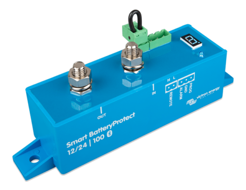Smart BatteryProtect 12-24V 100A (right)