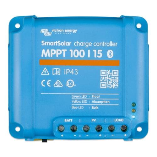 SmartSolar MPPT 75/10, 75/15, 100/15 & 100/20