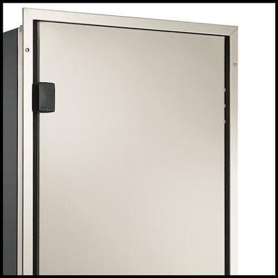 Vitrifrigo C85iX Ocean Steel Refrigerator 1