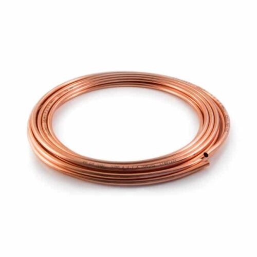 copper fuel pipe 8mm