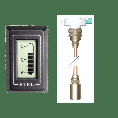 Fuel Gauge - Dip tube