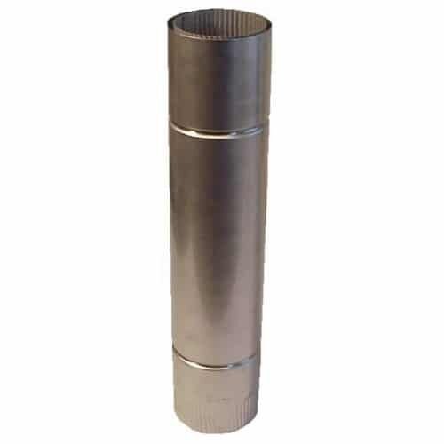 twinwall stainless flue