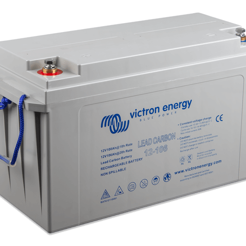 Lead Carbon Battery 12V-106Ah