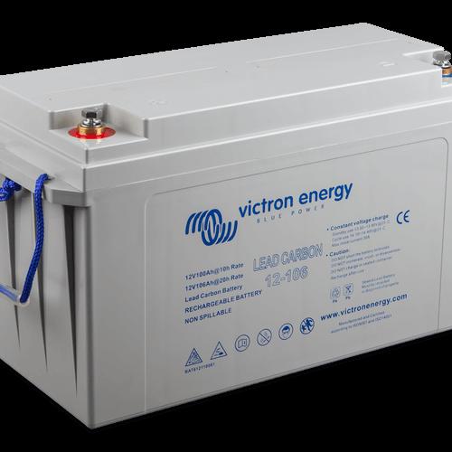 Lead Carbon Battery 12V-106Ah