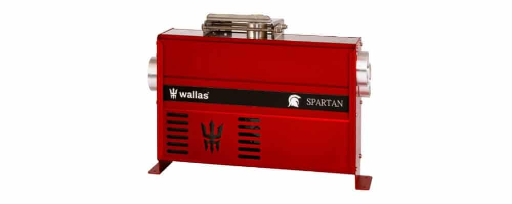 Wallas Spartan Twin Air
