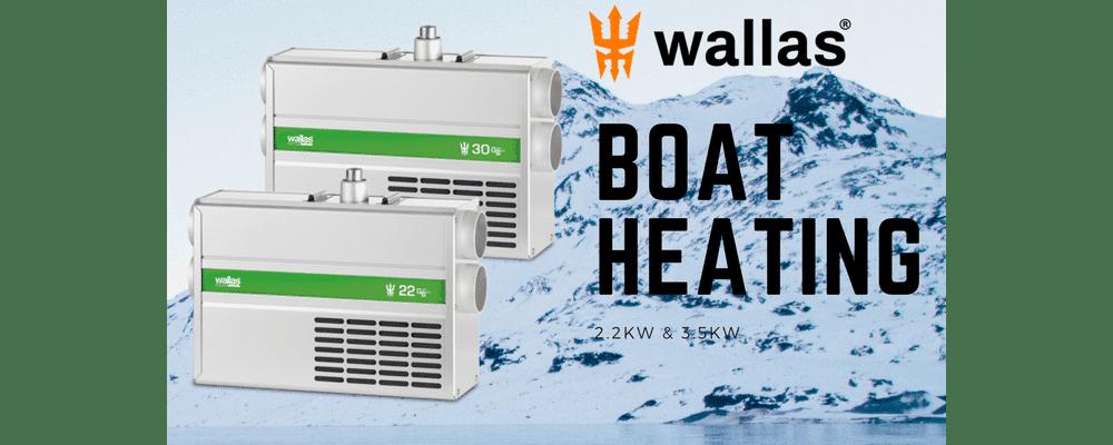 boat diesel heating