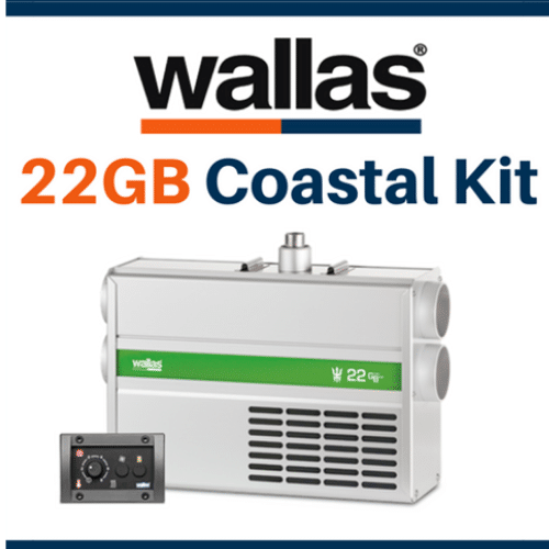 22gb wallas coastal kit