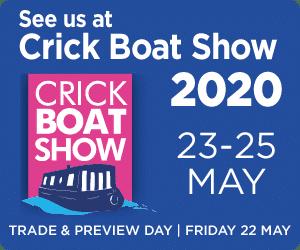 crick boat show 2020