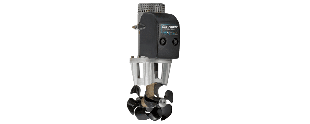SE 80 bow thrusters
