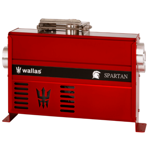 spartan twin air diesel heater
