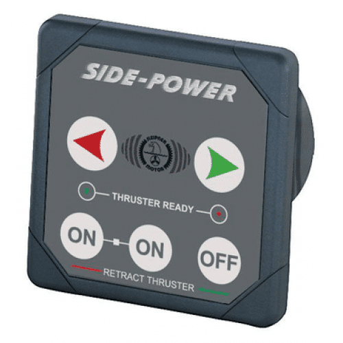 Side Power Controls