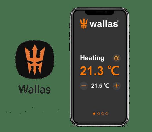 wallas app