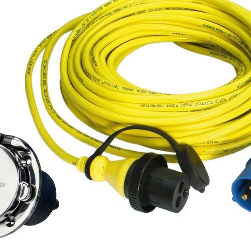 Shore Cords & Connectors