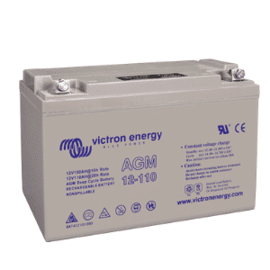 AGM deepcycle BATTERY