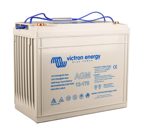 AGM Super Cycle battery 1
