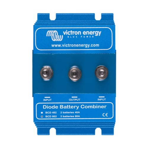 Diode Battery Combiner