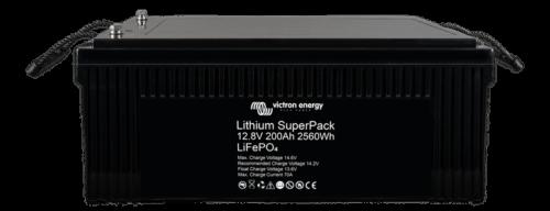 Lithium SuperPack 4