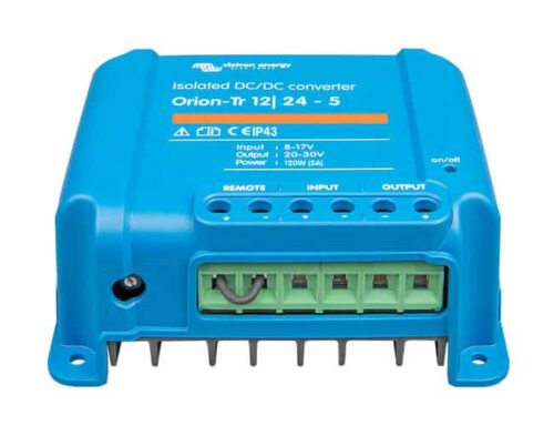 Orion-Tr Smart DC-DC Charger Isolated 1