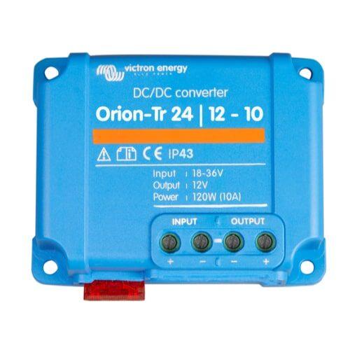 Orion-Tr DC-DC Converters