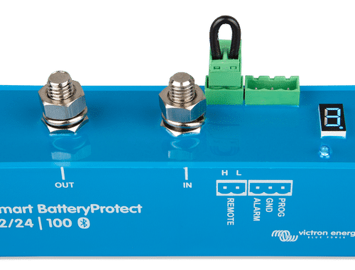 Smart Battery Protect