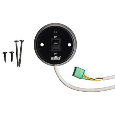 Wired control switch for 1300 heater
