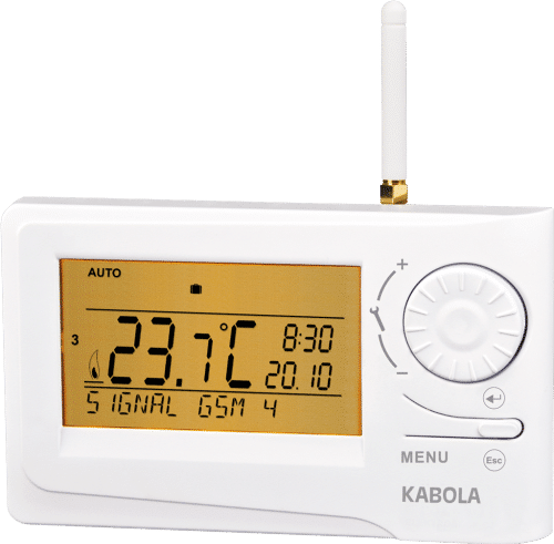 Kabola Thermostat with GSM Control