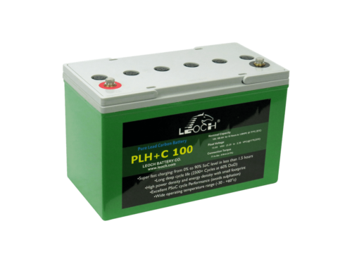 Pure Lead Carbon Series Battery