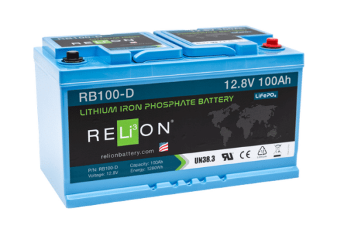 12V Lithium-ion Batteries