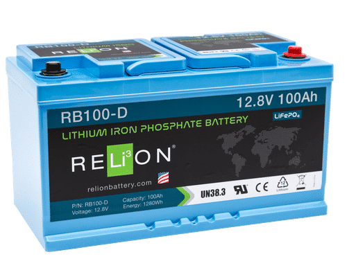 12V Lithium-ion Batteries