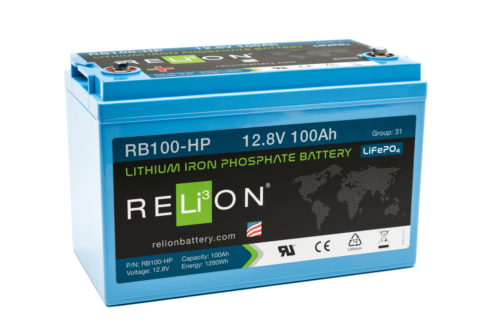High Performance RELiON Lithium Battery