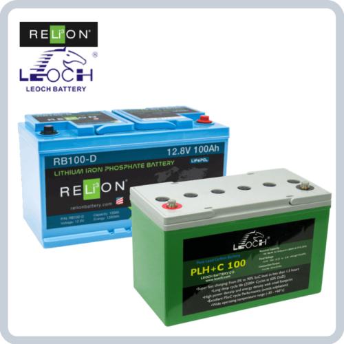 Leoch Relion