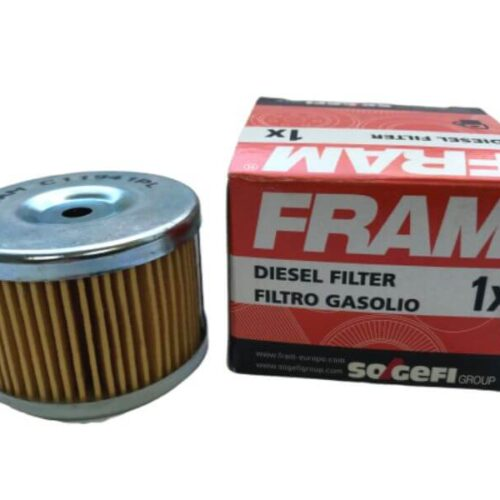 Fram fuel filter element