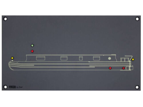 PROSXCLBNB Mimic panel for Narrowboat