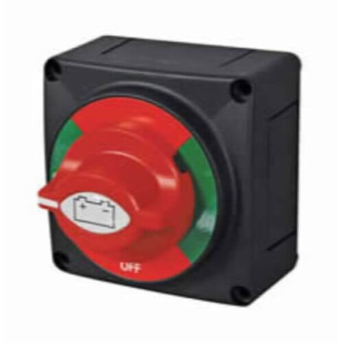 Marine Battery Isolator 550A